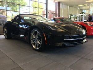 2016 Chevrolet Corvette STINGRAY AUTO CONVERTIBLE Z51 3LT