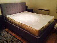 John Lewis kingsize pocket mattress