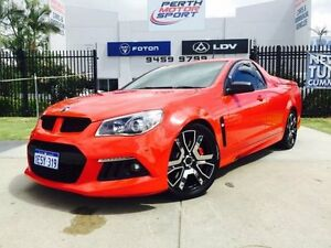2014 Holden Special Vehicles Maloo GEN F R8 Sting Red 6 Speed Automatic Utility Beckenham Gosnells Area Preview
