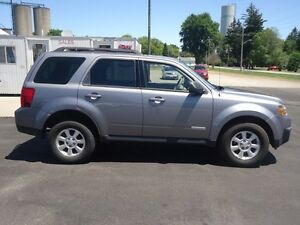 2008 Mazda Tribute S Grand Touring 4WD Sarnia Sarnia Area image 2