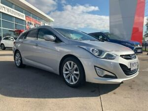 2012 Hyundai i40 VF2 Elite Tourer Silver 6 Speed Sports Automatic Wagon Hoppers Crossing Wyndham Area Preview