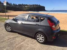 Hyundai Accent 2012 - Will sell with 1 YEAR REGO Bilgola Pittwater Area Preview