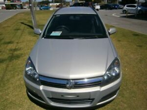 2006 Holden Astra CD Gold 5 Speed Manual Wagon