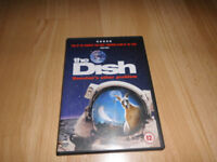 The dish in original case with no scratches to the disc