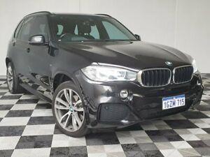 2015 BMW X5 F15 xDrive30d Black 8 Speed Sports Automatic Wagon Victoria Park Victoria Park Area Preview