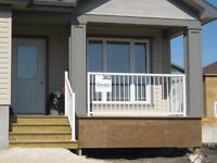 DECKS AND FRONT PORCHES