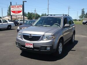 2008 Mazda Tribute S Grand Touring 4WD Sarnia Sarnia Area image 1