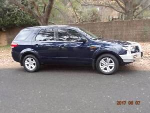 2012 Ford Territory TS SZ Turbo Diesel AWD 6 Speed Auto Armidale Armidale City Preview