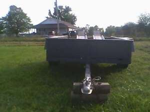 """Nice Trailer  """"FOR SALE"""" ( Inside Approx..49"""" wide x 96"""" long)"""