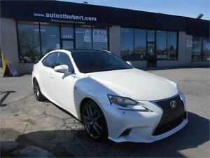 LEXUS IS 350 AWD F-SPORT 2014 **NAVIGATION**