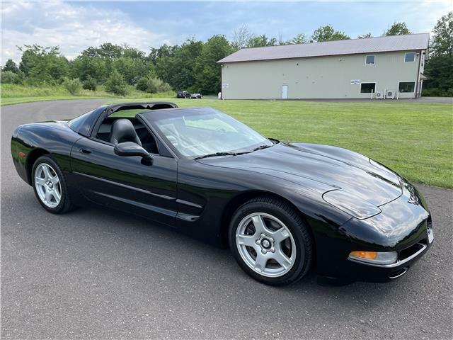 1999 Black Chevrolet Corvette Coupe  | C5 Corvette Photo 5