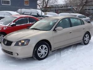 2005 Nissan Altima 2.5 S 126KMS $5995 FIRM MIDCITY WHOLESALE