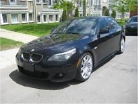 2008 BMW 550I/ FINANCEMENT MAISON $72 SEMAINE CARSRTOYS.