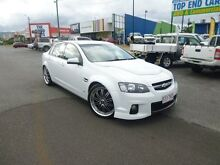 2010 Holden Commodore VE II Omega White 6 Speed Automatic Sedan Westcourt Cairns City Preview