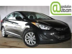 2013 Hyundai Elantra GL à 37$ sem 100% approuvé
