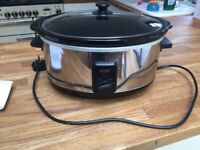 Haden Slow Cooker Large - Excellent Working Condition