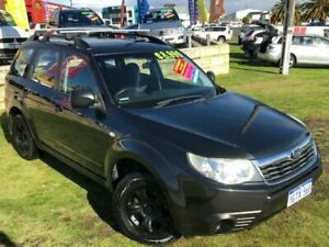 2009 Subaru Forester S3 MY09 X AWD Grey 4 Speed Sports Automatic Wagon Wangara Wanneroo Area Preview