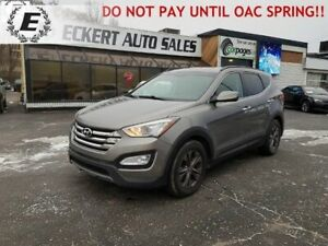 2013 HYUNDAI SANTA FE PREMIUM AWD  DON'T PAY FOR 6 MONTHS OAC!!