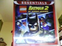 batman 2 ps3 game good condition £ 4 i have other games for sale