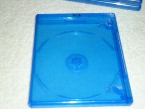 NEW 25 Premium VIVA ELITE Single Disc Blu-ray Cases - Holds 1 Disc