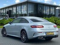 2020 Mercedes-Benz E Class E350 Amg Line Premium Plus 2Dr 9G-Tronic Auto Coupe P