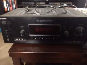 Sony Home Theater Receiver STR-DG710