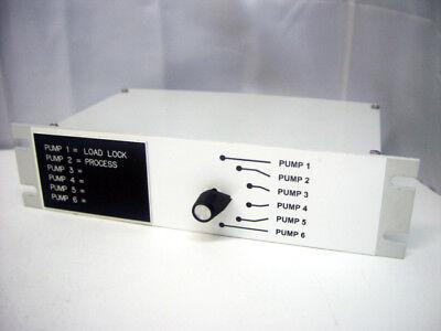 BOC Edwards 6XPDM Switch Box Intel Electrical Enclosure