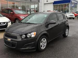 2013 Chevrolet Sonic automatic $7495 great kms