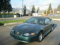 2001 Ford Mustang Covertable