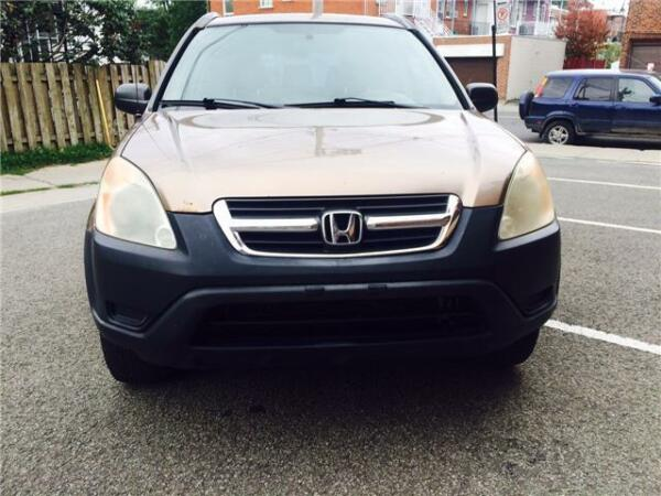 Used 2003 Honda CR-V