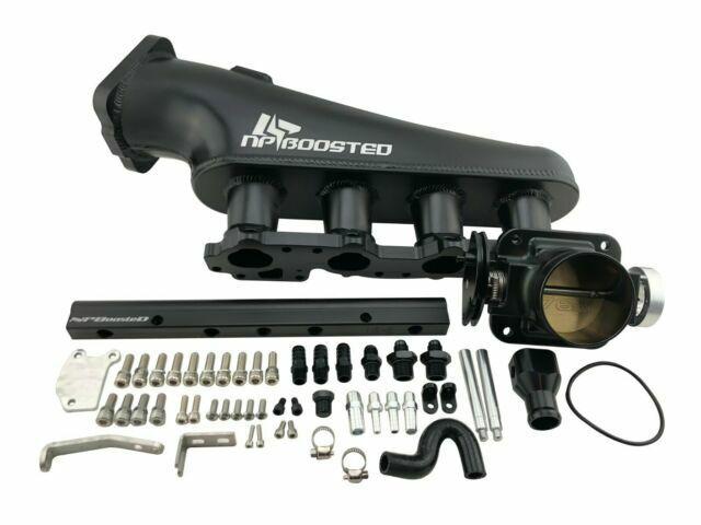 Aluminum Performance Turbo Intake Manifold for 240SX SILVIA S14 SR20 SR20DET