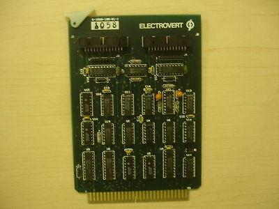 Speedline Electrovert Interface Card 6-1860-100-01-1