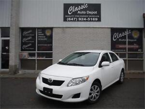 2010 Toyota Corolla CE **DRIVES GREAT**