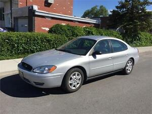 2006 FORD TAURUS- automatic** 73 000km-FULL- CAMERA RECUL- 2900$