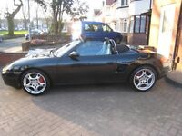 porshe boxsters s