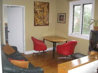 Beautiful Sunny Apartment To Share Dec 1 Plateau/Parc Lafontaine