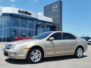 *AS-IS* 2007 Ford Fusion SEL, Auto, Alloys, Lth