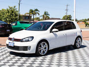 2010 Volkswagen Golf VI MY10 GTI DSG White 6 Speed Sports Automatic Dual Clutch Hatchback Alfred Cove Melville Area Preview
