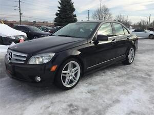 2010 Mercedes-Benz C350|NAV|CAM|SUNROOF|LEATHER