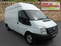 2014 FORD TRANSIT LWB 350 High Roof 100ps [RWD]