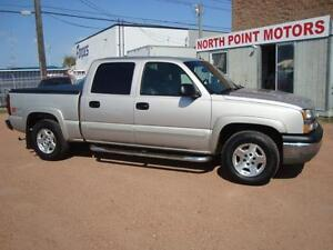 2004 Chevrolet Silverado 1500 4X4 LT/LEATHER/CREWCAB