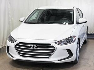 2017 Hyundai Elantra L Sedan Manual w/ LOW KMs, MP3/CD Player