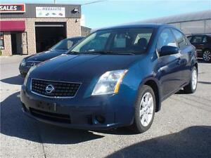 2009 Nissan Sentra  6 Speed Manual  140K