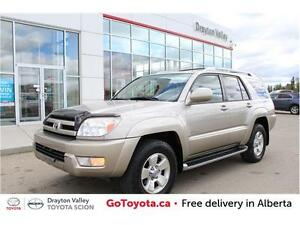 2004 Toyota 4Runner 4X4 - ACCIDENT FREE