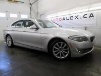 2012 BMW 528i NAVIGATION CAMERA LUXURY PKG. xDrive 52,000KM
