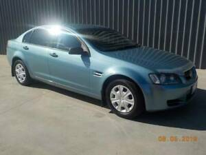 2007 Holden VE Omega