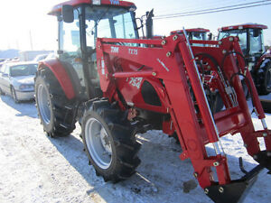2015 TYM 754 Tractor loader