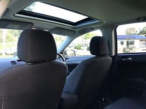 2009 Mitsubishi Lancer CJ MY09 VR-X Sportback Metallic Grey 6 Speed Constant Variable Hatchback Herston Brisbane North East Preview