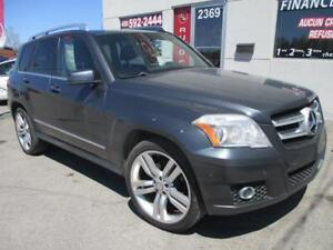 2011 Mercedes-Benz  GLK 350/TOIT/4MATIC/CUIR