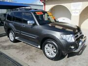 2011 Mitsubishi Pajero NW MY12 Exceed LWB (4x4) Dark Grey Mica 5 Speed Auto Sports Mode Wagon South Nowra Nowra-Bomaderry Preview